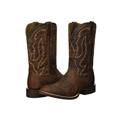 Ariat Circuit Competitor (Weathered Tan) Cowboy Boots