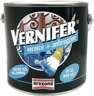 anticorrosión AREXONS vernifer ml.2000verde esmeralda brillante [AREXONS]