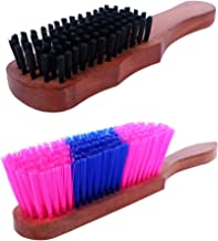 Combo of Multipurpose- Fancy Coat Brush + Multipurpose Cleaning Duster/Carpet Brush with Hard and Long Bristles