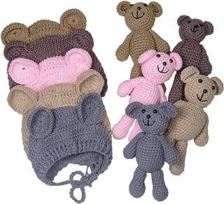 newborn bear hat crochet pattern