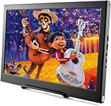 Elecrow 13.3 Inch IPS Raspberry Pi Display 1920X1080 Resolution Dual Mini HDMI Portable Monitor PS3 PS4 Gaming Screen with Build-in Speakers for Raspberry Pi WiiU Xbox 360 Windows 7/8/10