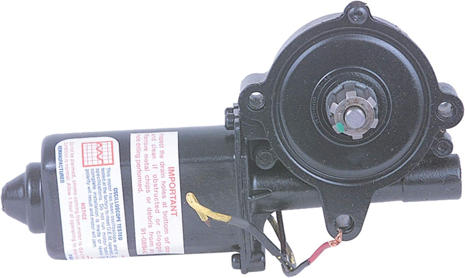 Cardone Ranking TOP6 42-323 Spring new work one after another Remanufactured Power Window Lift Motor