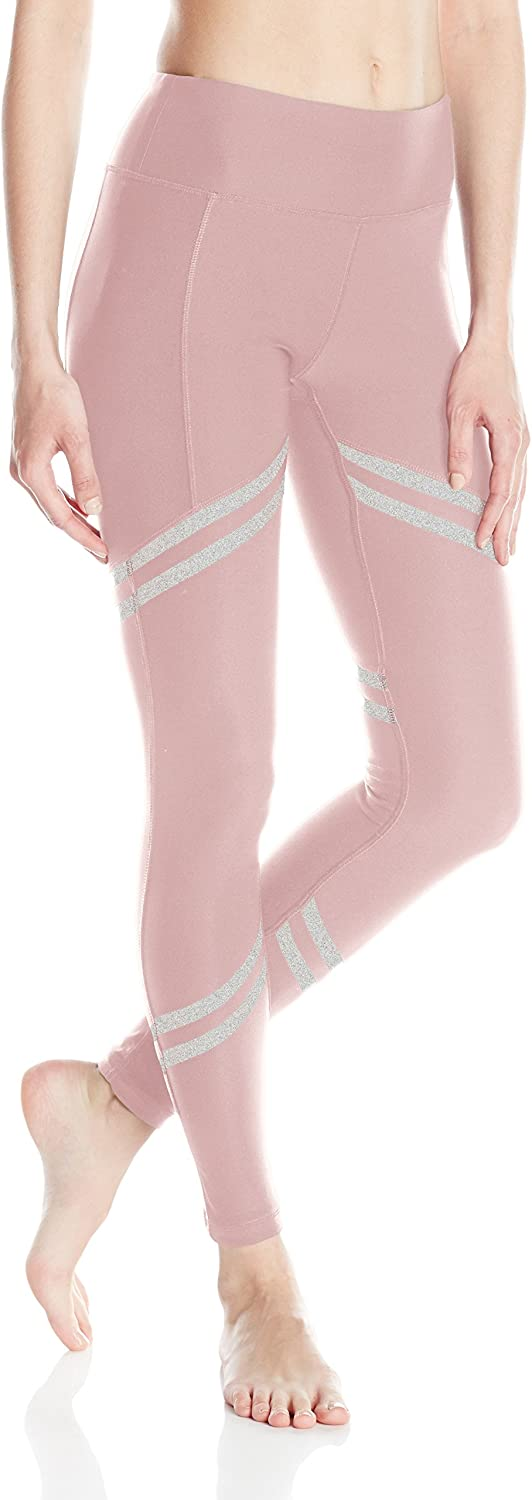 X by Gottex Womens Reflective Legging Leggings