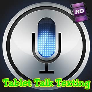 Tablet Talk Texting