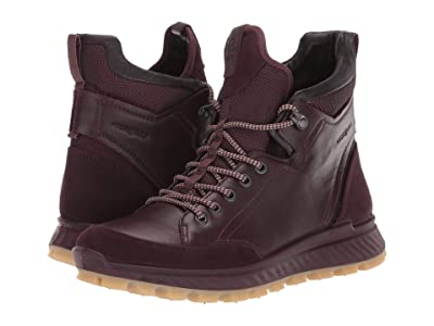 ECCO Sport Exostrike Outdoor Ankle Boot (Fig/Fig) Women