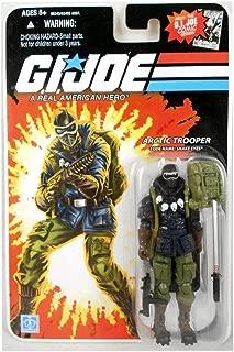 G.I. Joe 25th Anniversary Wave 8 - Arctic Trooper Snake Eyes Action Figure