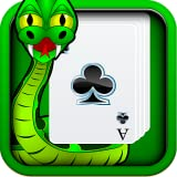 Play Solitaire Games Free Pack Serpents Zigzag Natural