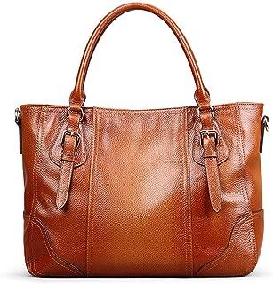 Women's Handbag Fashion Simple Shoulder Bag Black, Red Brown Vintage Creativity Crossbody Bag(FM),A