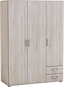 'Revolving Door Cabinet Wardrobe Bedroom Cupboard Zapo I ""
