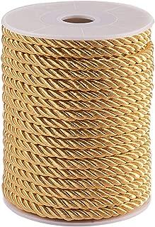gold rope ribbon