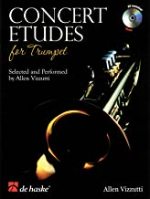 Best concert etude trumpet sheet music Reviews