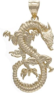gold chinese zodiac charms