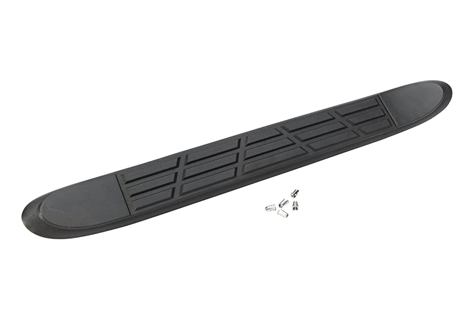GM Accessories 19203047 Tubular Step Assist Pad in Black with Retainers