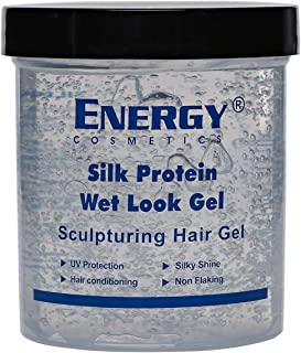 Energy Cosmetics Wetlook Silk Protein Gel, 16 oz