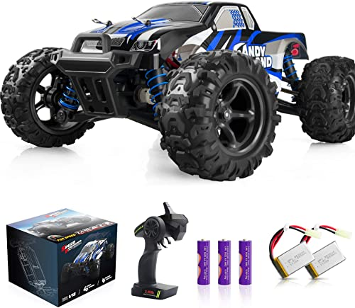 IMDEN Remote Control Car, Terrain RC Cars, Electric Remote Control Off Road Monster Truck, 1:18 Scale 2.4Ghz Radio 4W...