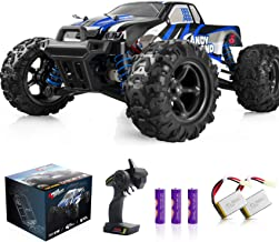 IMDEN Remote Control Car, Terrain RC Cars, Electric Remote Control Off Road Monster Truck, 1:18 Scale 2.4Ghz Radio 4WD Fas...