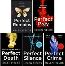 A DI Callanach Thriller 5 Books Set By Helen Fields (Perfect Crime, Perfect Silence, Perfect Death, Perfect Prey, Perfect Remains)