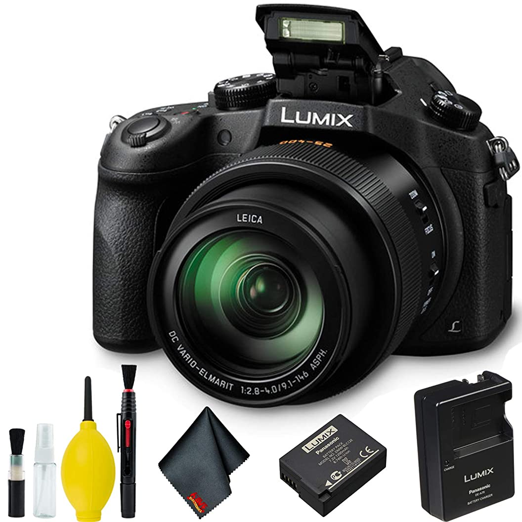Panasonic Lumix DMC-FZ1000 Digital Camera Basic Kit ayylyadygng59