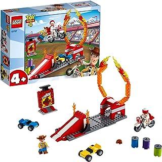 LEGO 4+ Disney Pixar's Toy Story 4 Duke Caboom's Stunt Show 10767 Building Kit