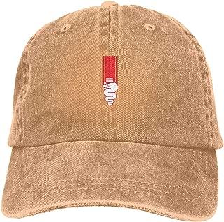 Curved Plain Sun Hats Black Vixerunt Hip Hop Cowboy Baseball Cap,Alfa Romeo Biscione Network