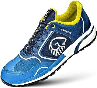 GIESSWEIN Sportschuh Wool Cross X Men - Rutschfeste Herren Outdoor-Schuhe aus Merinowolle, Atmungsaktive Trekking-Schuhe m...