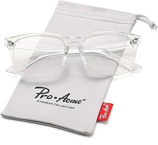 Pro Acme Non-prescription Glasses Frame Clear Lens...