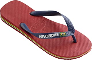 Havaianas Brasil Logo, Unisex Adults' Slippers