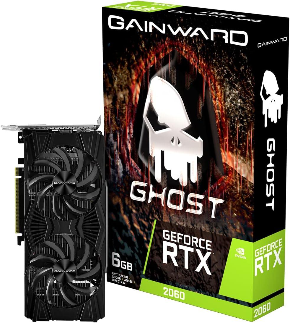 Gainward RTX2060 6GB Ghost V1