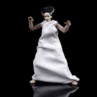 """Universal Monsters 6"""" Bride of Frankenstein Action Figure, Toys for Kids and Adults"""