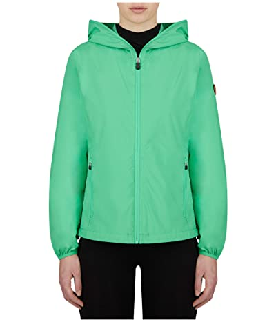 Save the Duck Maty X Hooded Jacket (Island Green) Women