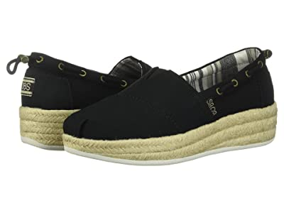 BOBS from SKECHERS Highlights 2.0 Yacht Master (Black) Women