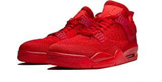 Jordan Air 4 Retro Flyknit Shoes Men`s Sneaker