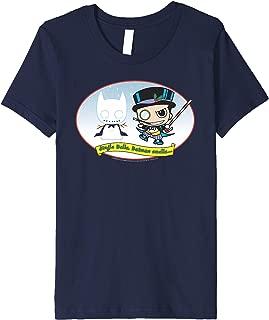 Kids DC Comics The Penguin Jingle Bells Batman Smells Christmas Premium T-Shirt
