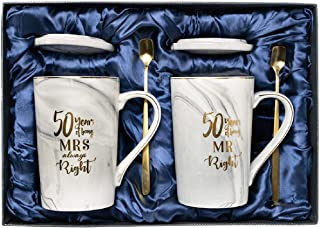 50th for Couple, 50th Wedding, Golden for Couples, Gifts for Grandparents, Gifts for 50th Anniversary, Grandpa & Grandma