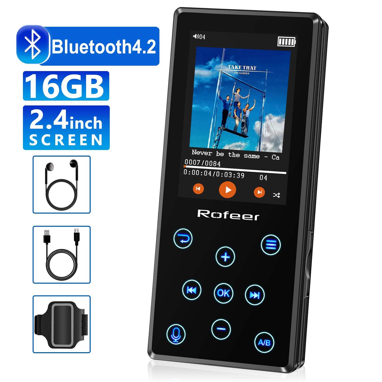 Bluetooth Lossless Portable Recorder Earphone