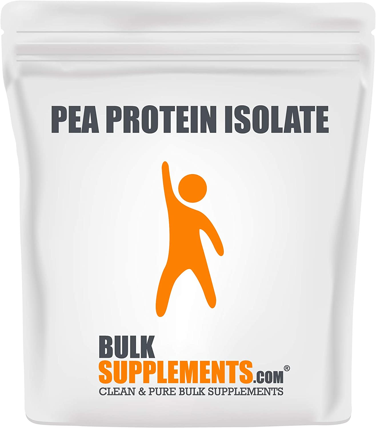 BulkSupplements.com Pea Protein Isolate Powder New life - Vegan All items free shipping