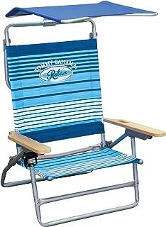 Tommy Bahama The Big Kahuna Beach Chair - Blue Print