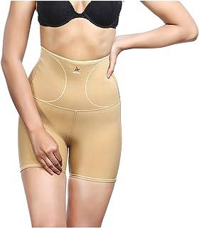 Adorna Anti-Rolling Tummy Tucker Shorts Ladies Shapewear
