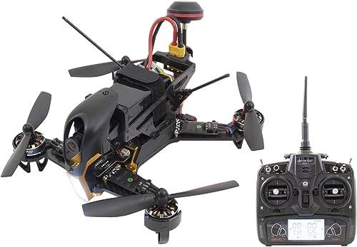 almacén al por mayor Xciterc 15003900 FPV Racing cuadricóptero F210RTF con Sony Sony Sony Cámara HD, OSD, batería, Cargador y Control Remoto Devo 7, Color blanco  precios bajos