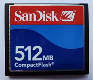 Sandisk 512MB CompactFlash CF-Card