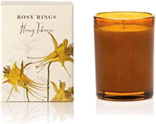 Rosy Rings Honey Tobacco Botanica Candle