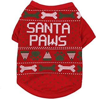 Dog Halloween Costumes for Dogs, Kitten Clothes, Cosplay Dress for Puppy, Fleece Hoodies Outfit Holiday Warm Jumpsuit Apparel XL