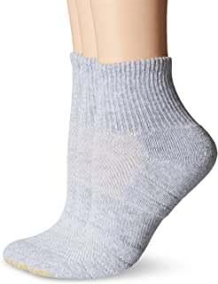 Gold Toe Women's Aquafx Zone Quarter Athletic Sock 3-Pack