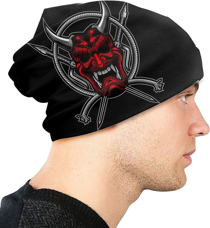 Kepala List price Zombie Samurai Store Adult Knit Hat Polar Cap Wi Fashion Fleece