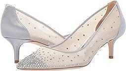 Silver Glitter/Mesh