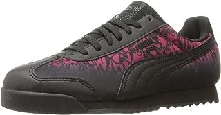 PUMA Kids' Roma Basic Gradient Camo JR Sneaker