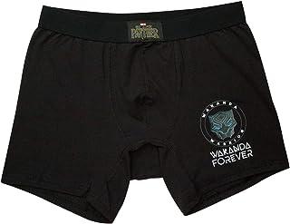 SuperHeroStuff Black Panther Wakanka Forever Men's Underwear Boxer Briefs