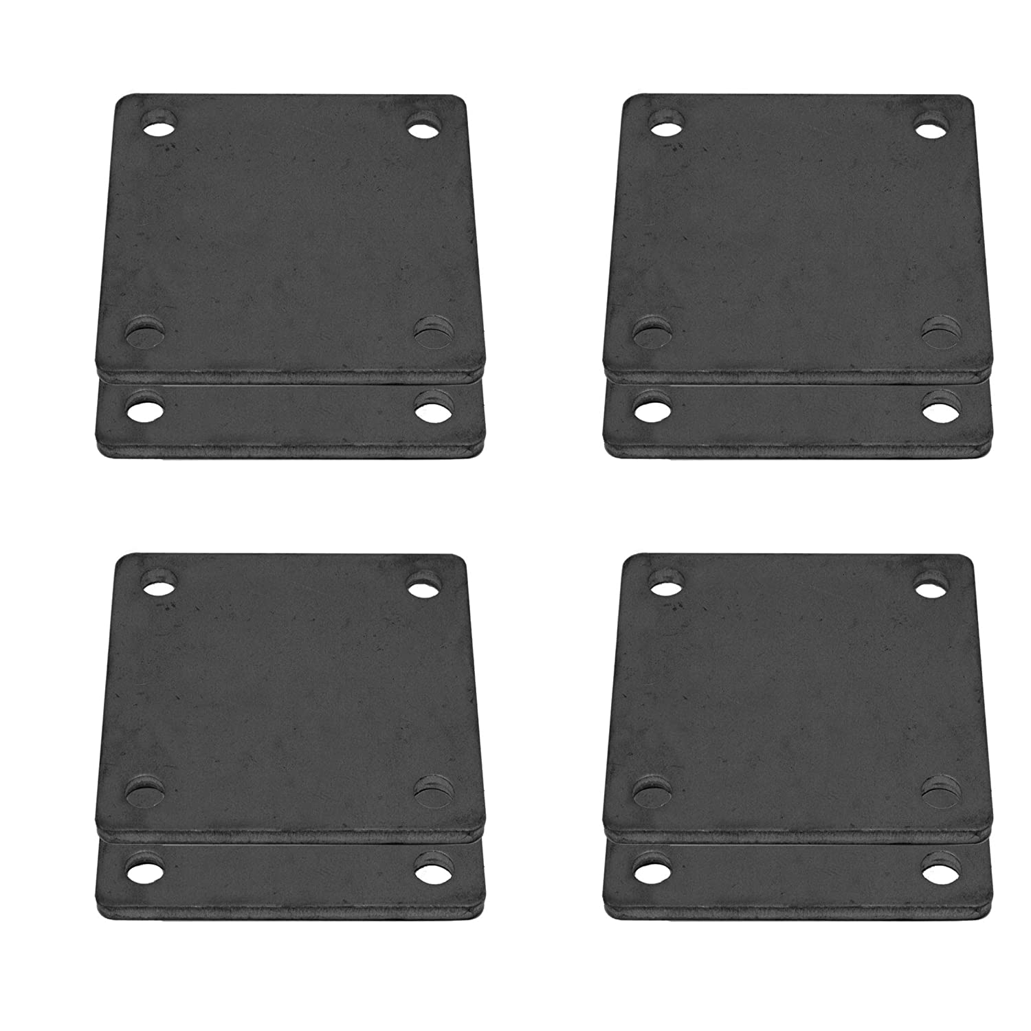 8 Pcs of Hot Rolled Steel Selling rankings Base Plate Ro and Sale SALE% OFF with X 6