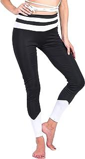 KINDOYO Women's Breathable Tights Elasticity Yoga Pants Fitness Workout Sports Leggings