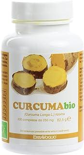 Erbavoglio Cúrcuma en Comprimidos - 90 gr